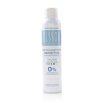 Sensitive Styling Mousse Spray